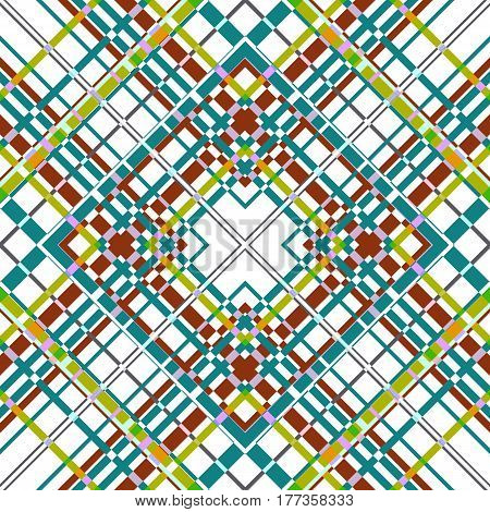 Seamless plaid checkered pattern print background File Uploader