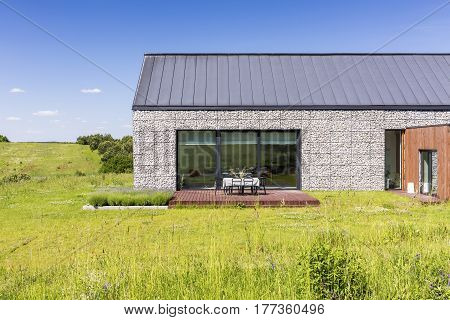 Natural Stone Elevation