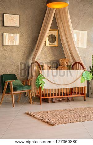 Cozy Baby Bedroom