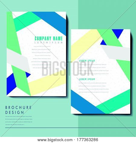 Simplicity Brochure Template Design