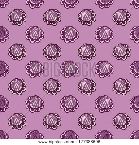 Abstract flower seamless pattern background. Vector texture Floral seamless backgrounds.