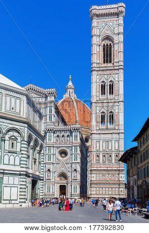 Cathedrale Di Santa Maria Del Fiore In Florence