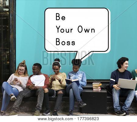 Own Boss Future Goals Quit Resign Motivation