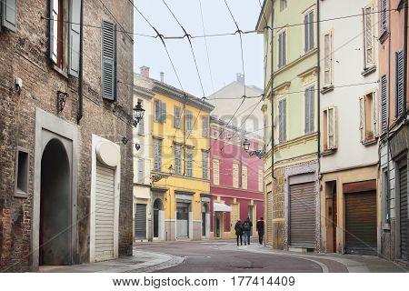Parma, Emilia Romagna Region, Italy.