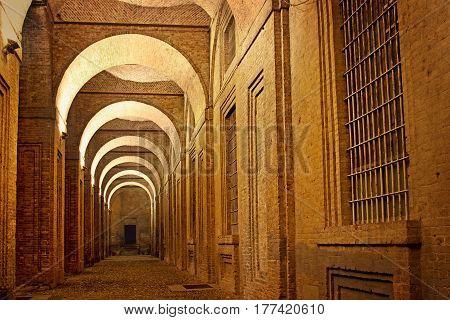 Parma City, Emilia-romagna Province, Italy