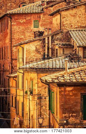 Siena, Tuscany Province, Italy