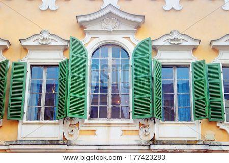 Colorno Palace, Emilia Romagna Region, Italy.