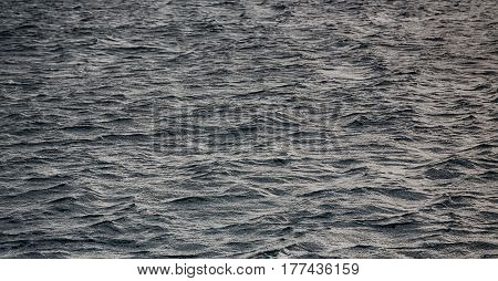 Abstract  Ocean Sea Close Up Like   Background