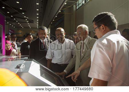 Lima Expo, Langkawi, Malaysia