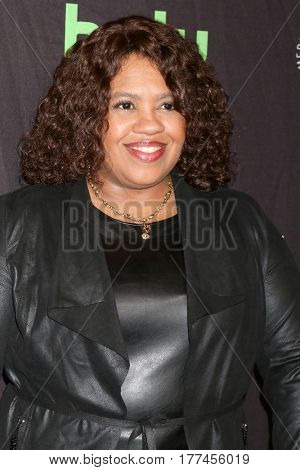 LOS ANGELES - MAR 19:  Chandra Wilson at the 34th Annual PaleyFest Los Angeles -
