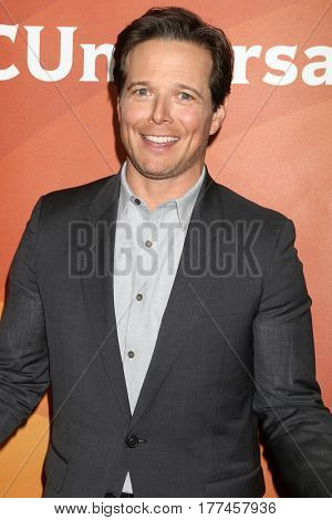 LOS ANGELES - MAR 20:  Scott Wolf at the NBCUniversal Summer Press Day at Beverly Hilton Hotel on March 20, 2017 in Beverly Hills, CA