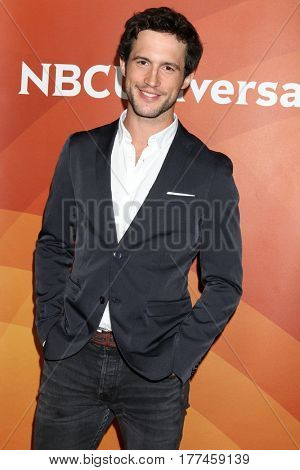 LOS ANGELES - MAR 20:  Rob Heaps at the NBCUniversal Summer Press Day at Beverly Hilton Hotel on March 20, 2017 in Beverly Hills, CA