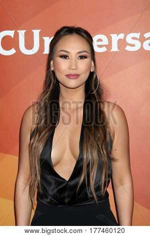 LOS ANGELES - MAR 20:  Dorothy Wang at the NBCUniversal Summer Press Day at Beverly Hilton Hotel on March 20, 2017 in Beverly Hills, CA
