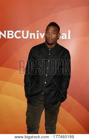 LOS ANGELES - MAR 20:  Marlon Wayans at the NBCUniversal Summer Press Day at Beverly Hilton Hotel on March 20, 2017 in Beverly Hills, CA