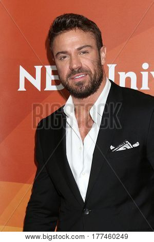 LOS ANGELES - MAR 20:  Chad Johnson at the NBCUniversal Summer Press Day at Beverly Hilton Hotel on March 20, 2017 in Beverly Hills, CA