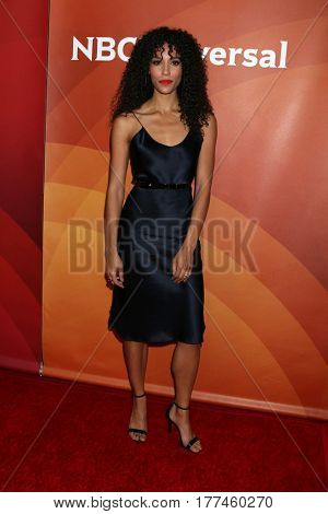 LOS ANGELES - MAR 20:  Brooklyn Sudano at the NBCUniversal Summer Press Day at Beverly Hilton Hotel on March 20, 2017 in Beverly Hills, CA