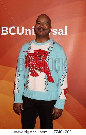 LOS ANGELES - MAR 20:  David Alan Grier at the NBCUniversal Summer Press Day at Beverly Hilton Hotel on March 20, 2017 in Beverly Hills, CA