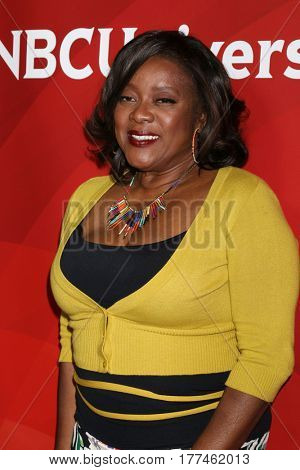 LOS ANGELES - MAR 20:  Loretta Devine at the NBCUniversal Summer Press Day at Beverly Hilton Hotel on March 20, 2017 in Beverly Hills, CA