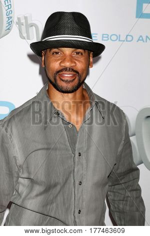 LOS ANGELES - MAR 19:  Aaron D. Spears at the