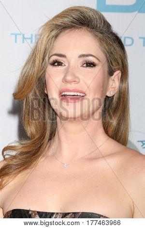 LOS ANGELES - MAR 19:  Ashley Jones at the