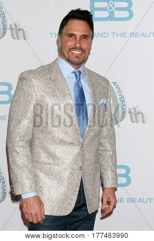 LOS ANGELES - MAR 19:  Don Diamont at the