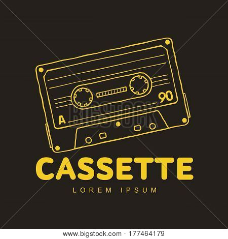 Compact Tape Cassettes Logo