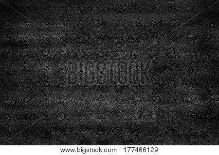 Chalkboard with black surface, Abstract chalk rubbed out on blackboard for background, Texture for add text or graphic design, Education office or school concepts.