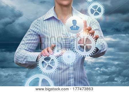 The Business Process Managing Person.