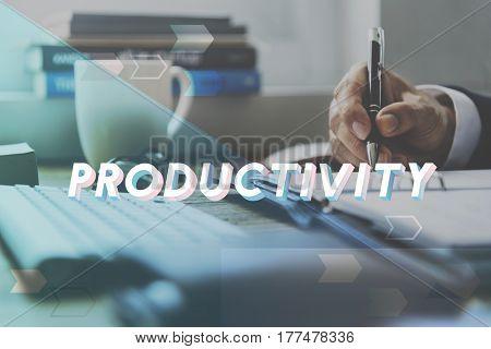 Productivity Management Maximise Performance
