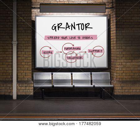 Endowment Grantor Philanthropy Generosity Giving