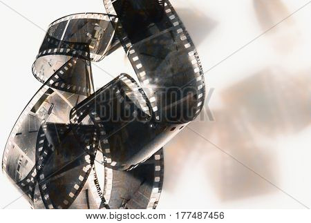 abstract film image