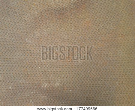 Brown Steel Metal Texture Background