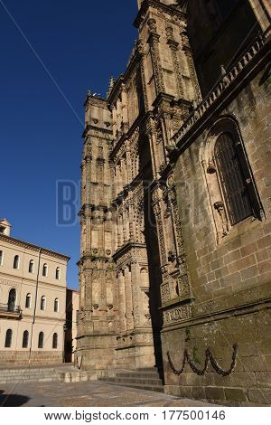 New Cathedral, Plasencia. Cáceres Province, Extremadura, Spain