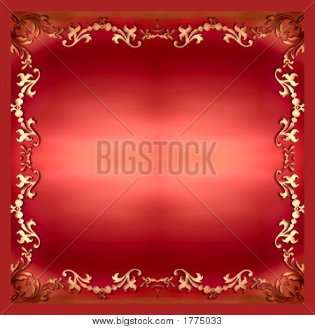 Grungy Decorative Frame