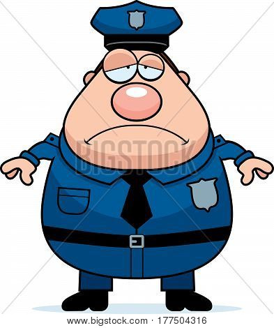Tired Police