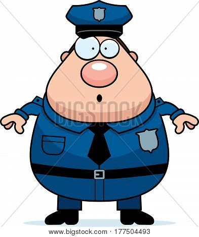 Surprised Police