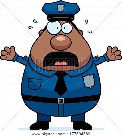 Scared Police