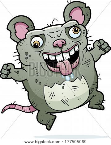 Crazy Ugly Rat