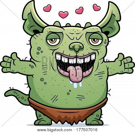Ugly Gremlin Hug
