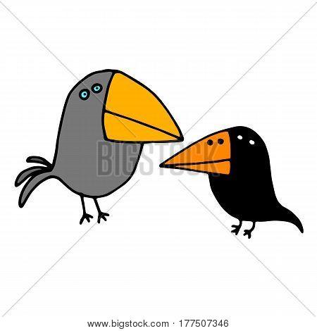 vector, nature, illustration, bird, art, design, graphic, animal
