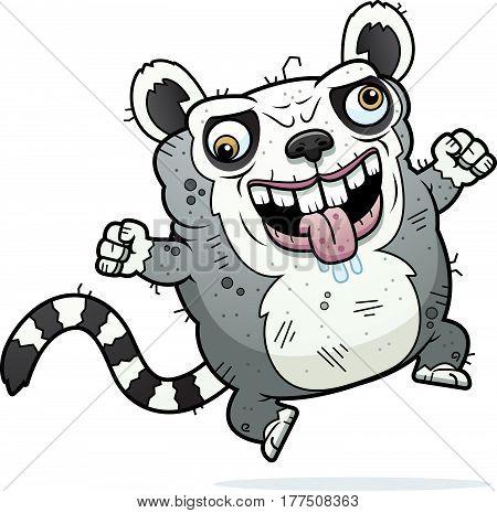Crazy Ugly Lemur
