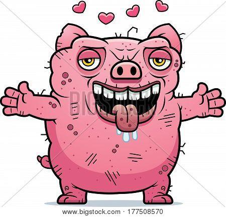 Ugly Pig Hug