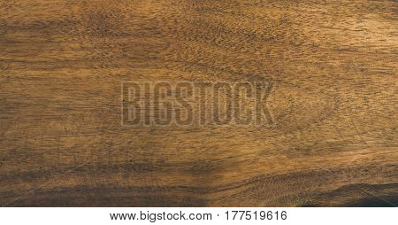 Natural old walnut wood slab texture and background