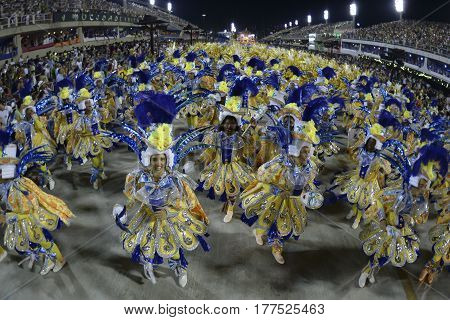 Carnival 2017 - Sao Clemente