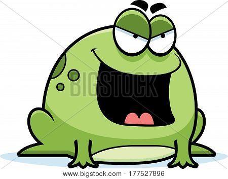 Evil Little Frog