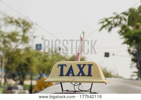 Taxi At Royal Plaza