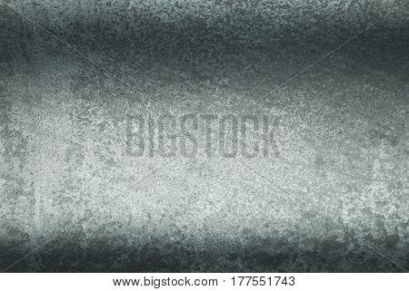 Metal plate for industrial design,brushed metal background.