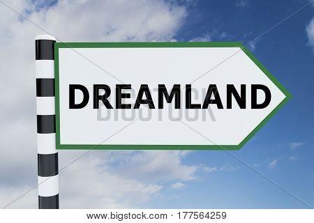 Dreamland - Fantasy Concept