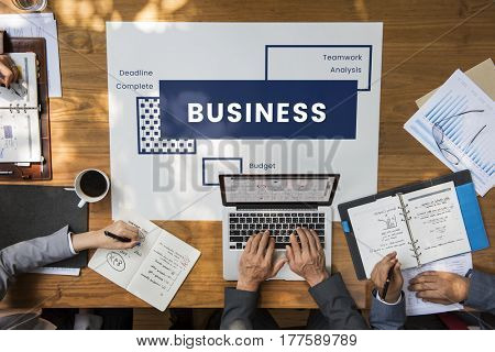 Strategy and plan is help business development