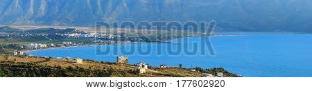 Adriatic Sea Evening View (albania).